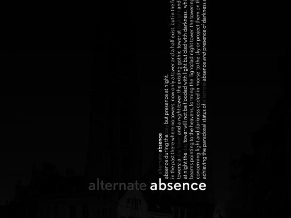 Alternate Absence